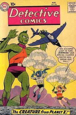 Detective Comics Vol. 1 (1937-2011; 2016-) (Comic Book) #270