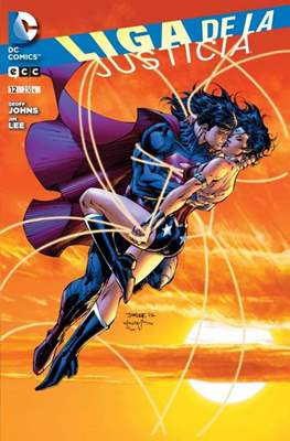 Liga de la Justicia (Grapa) #12