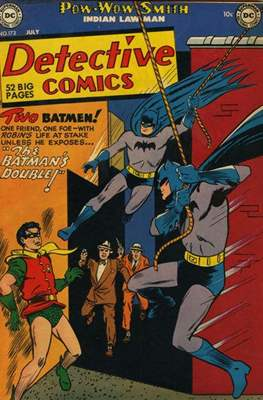 Detective Comics Vol. 1 (1937-2011; 2016-) (Comic Book) #173