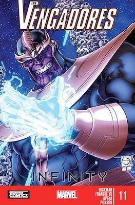 Los Vengadores: Infinity (Rústica) #11