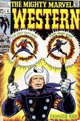 Mighty Marvel Western Vol 1 #4
