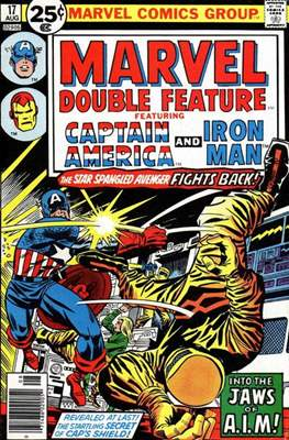 Marvel Double Feature Vol 1 (Grapa, 32 págs. (1973-1977)) #17