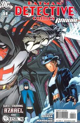 Detective Comics Vol. 1 Annual (1988-2011) (Comic Book) #11