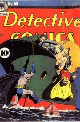 Detective Comics Vol. 1 (1937-2011; 2016-) (Comic Book) #58