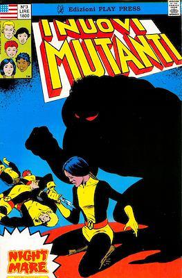 I Nuovi Mutanti (Spillato-brossurato) #3