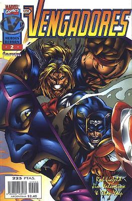 Los Vengadores: Heroes Reborn #2