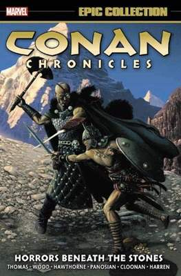 Conan Chronicles Epic Collection (Softcover 496 pp) #5