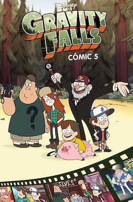 Gravity Falls (Rústica 240-96 pp) #5