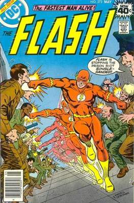 Flash Comics / The Flash (1940-1949, 1959-1985, 2020-) (Comic Book 32 pp) #273