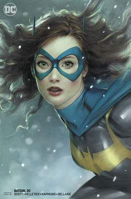 Batgirl Vol. 5 (2016- Variant Cover) (Comic Book) #30