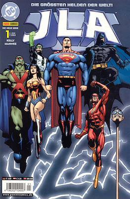 JLA: Die neue Serie (Heften) #1
