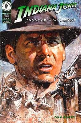 Indiana Jones: Thunder In the Orient (grapa) #2