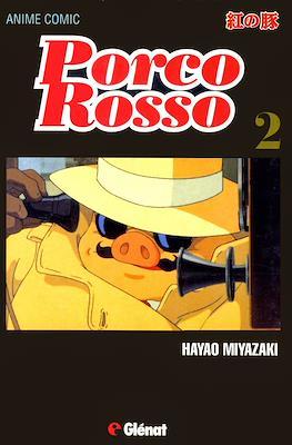 Porco Rosso. Anime comic #2