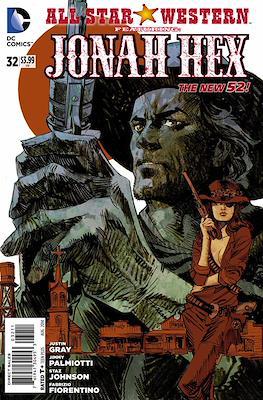 All Star Western vol. 3 (2011-2014) (Comic-book) #32