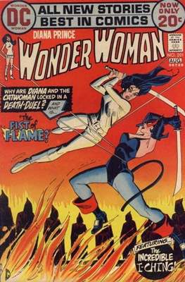 Wonder Woman Vol.1 (Comic Book) #201