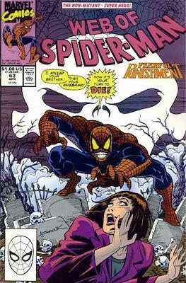 Web of Spider-Man Vol. 1 (1985-1995) (Comic-book) #63