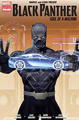 Black Panther - Soul Of A Machine #7