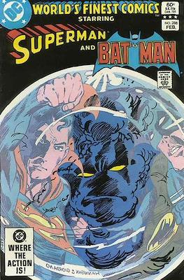 World's Finest Comics (1941-1986) #288
