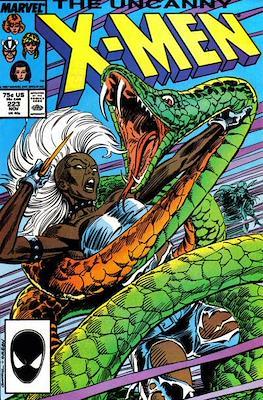 The Uncanny X-Men (1963-2011) (Comic-Book) #223