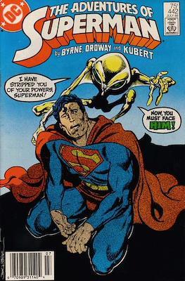 Superman Vol. 1 / Adventures of Superman Vol. 1 (1939-2011) (Comic Book) #442