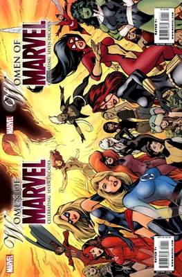 Women of Marvel (Softcover 224-324 pp) #3