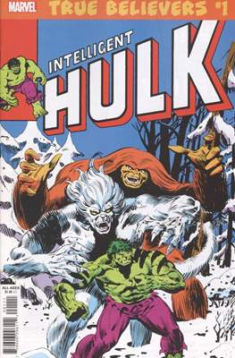 True Believers Intelligent Hulk