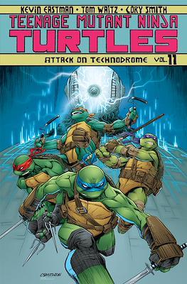 Teenage Mutant Ninja Turtles (Softcover) #11