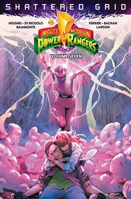 Mighty Morphin Power Rangers (Digital) #7