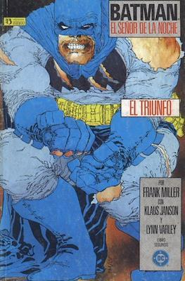 Batman. El regreso del señor de la noche (Rústica 48 pp) #2