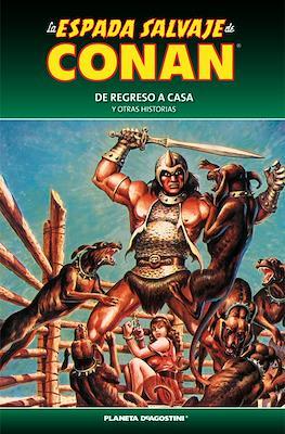 La Espada Salvaje de Conan (Cartoné 120 - 160 páginas.) #45