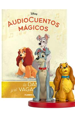 AudioCuentos mágicos Disney (Cartoné) #17