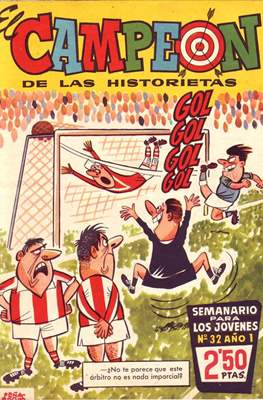 El Campeón (1960) (Grapa) #32