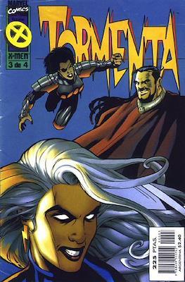 Tormenta (1996-1997) (Grapa. 17x26. 24 páginas. Color.) #3