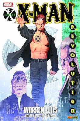 Contra-X: X-Man (2016)