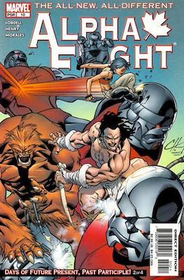 Alpha Flight (Vol. 3 2004-2005) #10