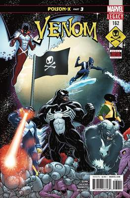 Venom (2016-2018) (Comic-book) #162
