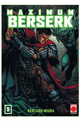 Maximum Berserk (Rústica con sobrecubierta) #5