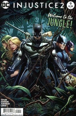 Injustice 2 (Grapa) #9