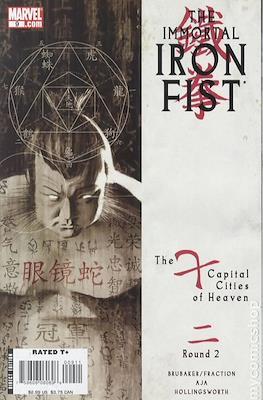 The Immortal Iron Fist (2007-2009) (Comic Book) #9