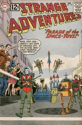 Strange Adventures (Comic Book) #137