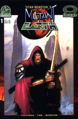 Mutant Earth (Rústica 60 pp) #1
