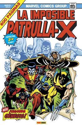 La Imposible Patrulla-X. Marvel Gold (Omnigold) #1