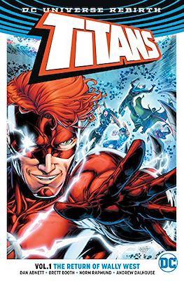 Titans Vol. 3 (2016-2019) #1