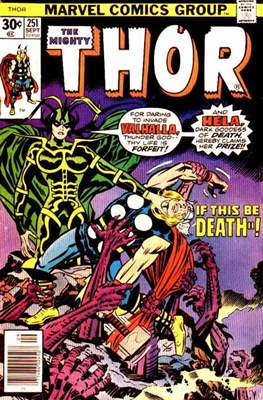 Journey into Mystery / Thor Vol 1 (Comic Book) #251