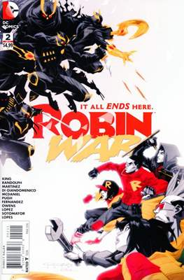 Robin War (2016) (Grapa) #2