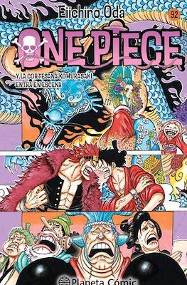 One Piece (Rústica con sobrecubierta) #92