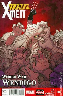 Amazing X-Men Vol. 2 (Comic Book) #8