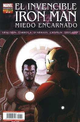 El Invencible Iron Man Vol. 2 (2011-) (Grapa - Rústica) #12