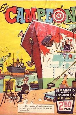 El Campeón (1960) (Grapa) #17