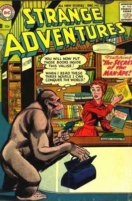 Strange Adventures (Comic Book) #75